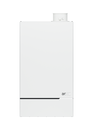 Wall-mounted gas condensing boilers